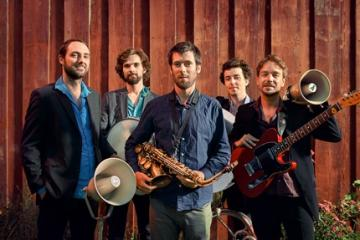 Festival Ateliers Jazz : Oliba International Quintet