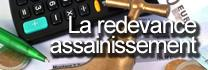 La redevance assainissement